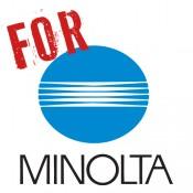 MINOLTA - Non Original