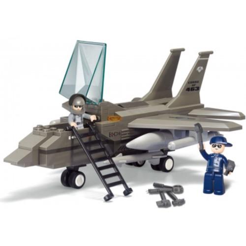 ΠΑΙΧΝΙΔΙΑ SLUBAN ARMY FIGHTER AIRCRAFT B7200 Παιχνίδι-Δώρο