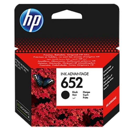 ΜΕΛΑΝΙ HP 652 BLACK HP